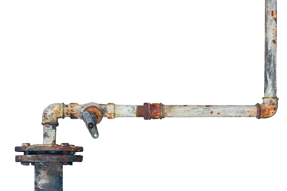 Corrosion on Pipes