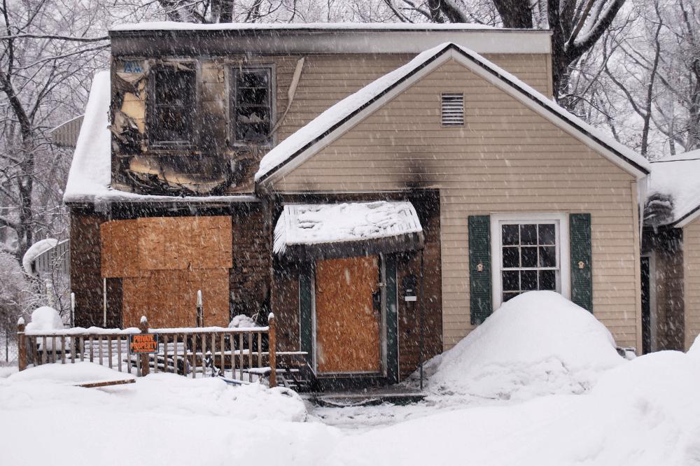 Easy Winter Home Inspection in Philadelphia, PA